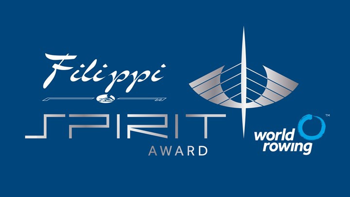 World Rowing announce finalists for 2017 Filippi Spirit Award