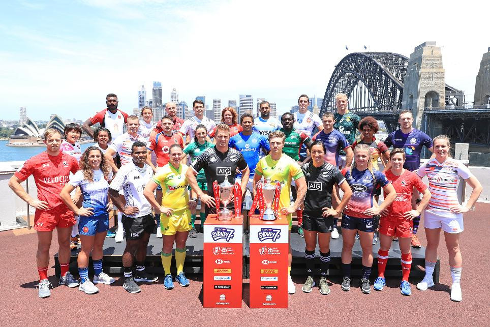 Sydney to welcome latest leg of World Rugby Sevens Series