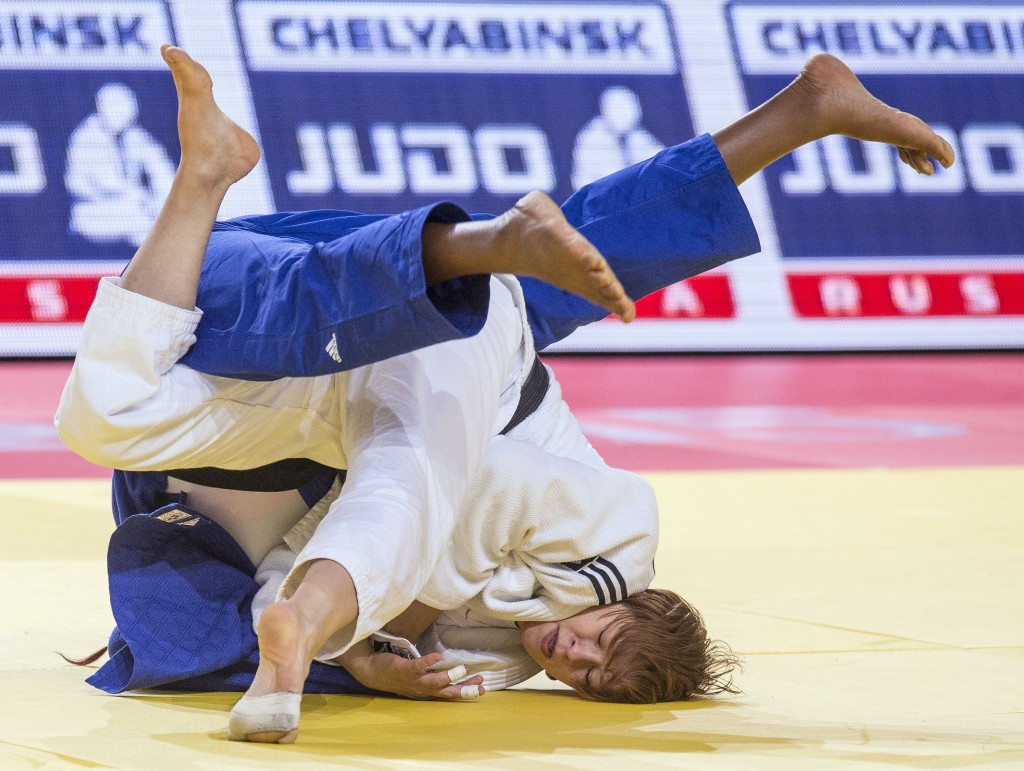 2015 World Judo Championships: Day five of competition