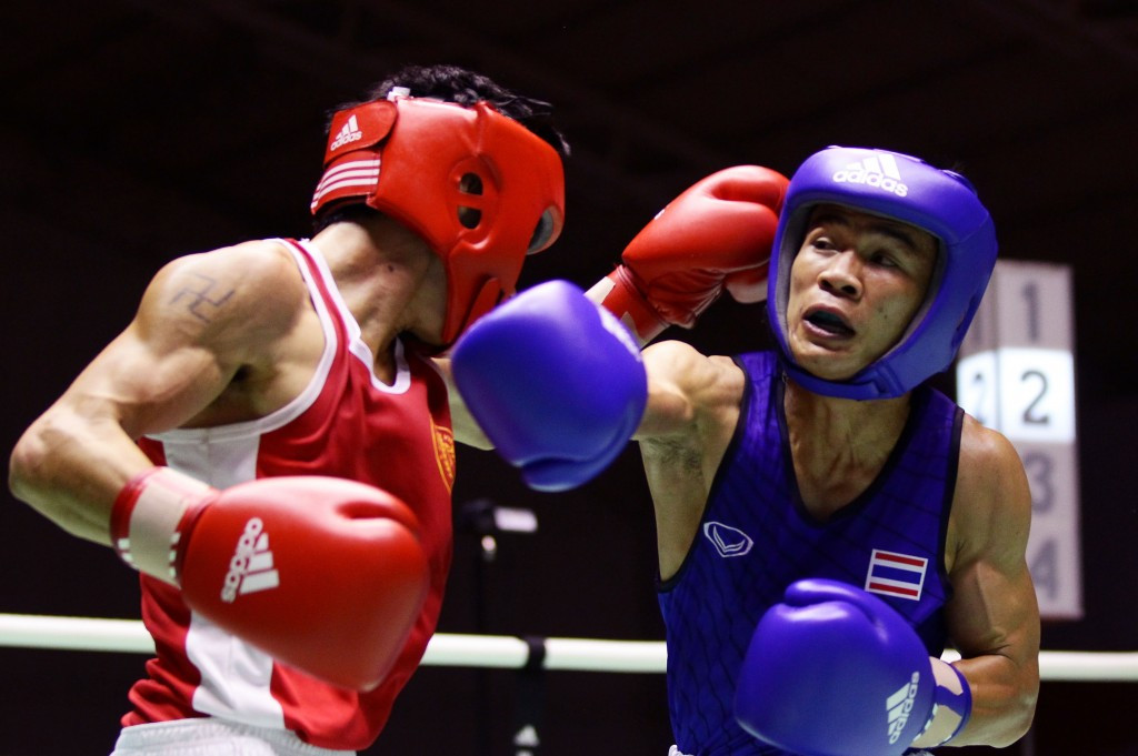 Vietnam show their prowess at ASBC Asian Confederation Boxing Championships