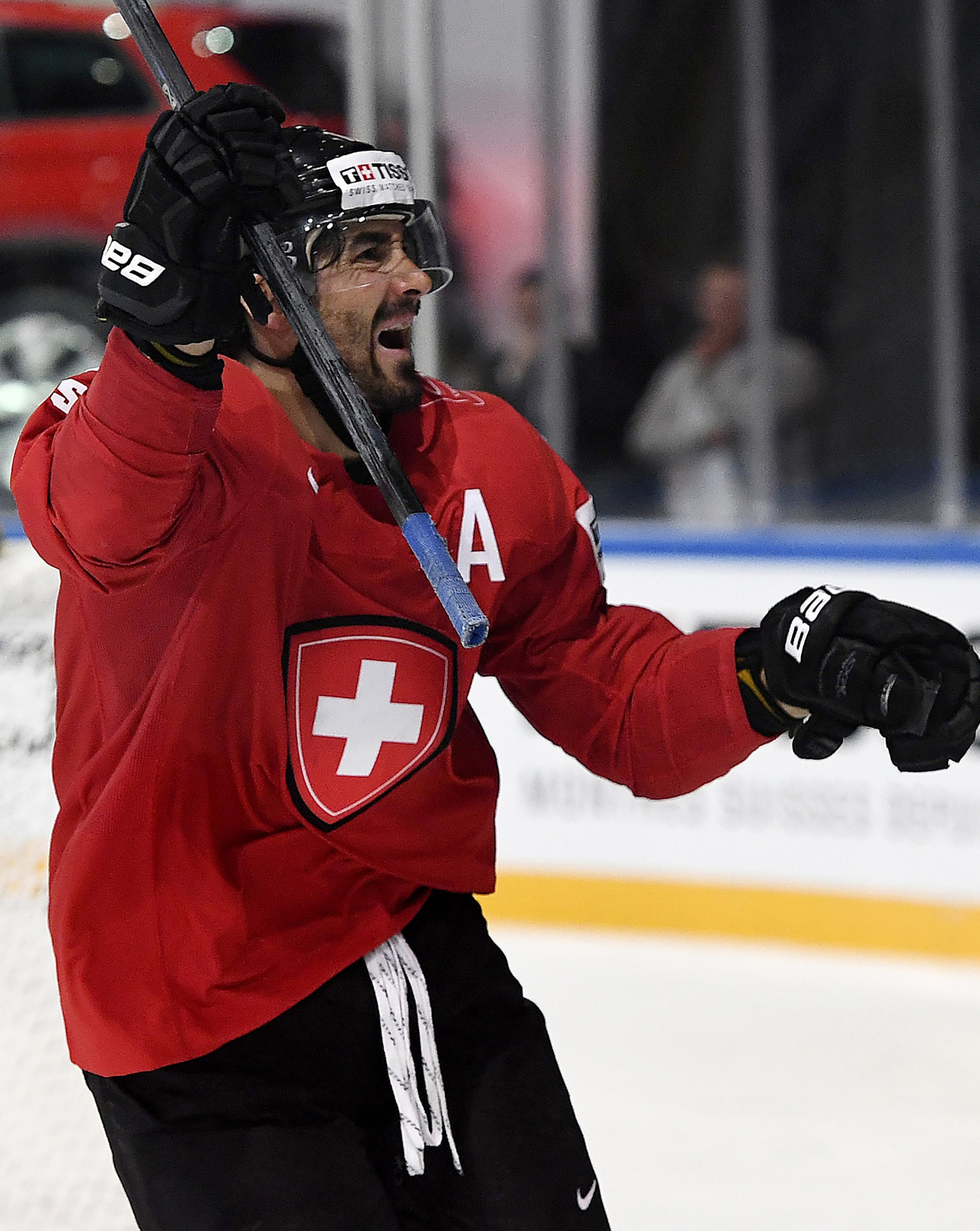 Switzerland pick Pyeongchang 2018 ice hockey squads and confirm Ammann for sixth Games