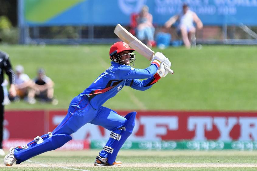 Afghanistan thrash New Zealand to reach semi-finals of ICC Under-19 World Cup
