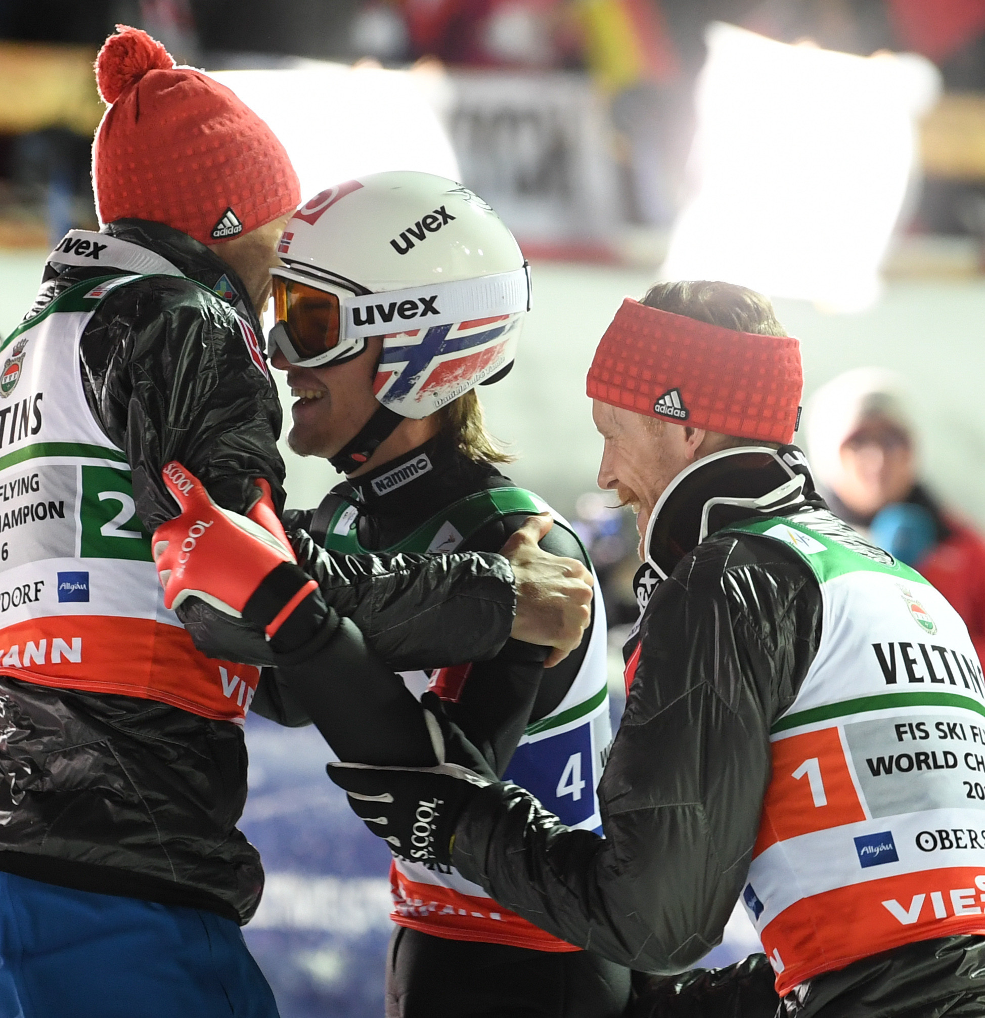 New ski flying world champion Tande to miss World Cup resumption with virus