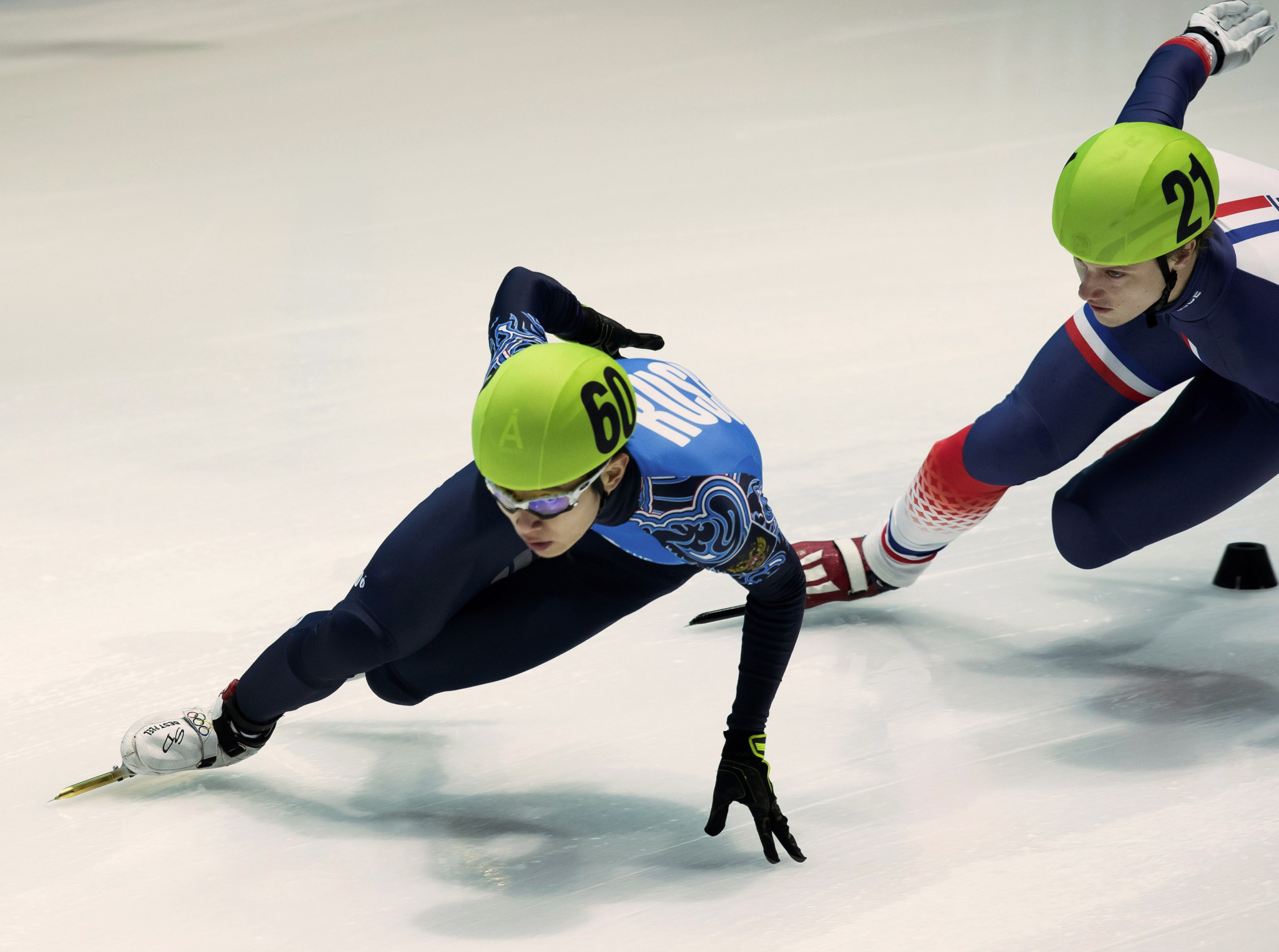 Speed skater Viktor Ahn is among those to have been excluded from the list ©Getty Images