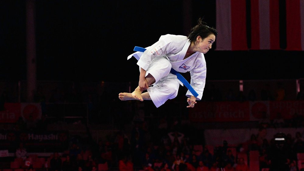 Reigning world champions are due to compete in Paris this weekend ©WKF