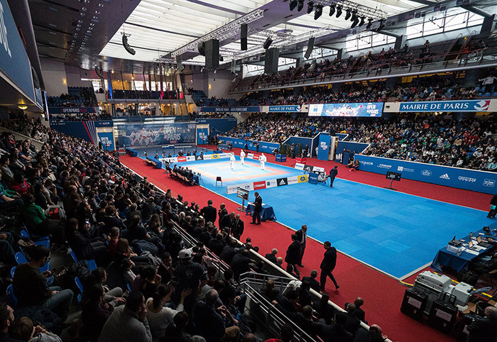 The event in Paris is the traditional curtain-raiser for the WKF Karate1 Premier League season ©WKF