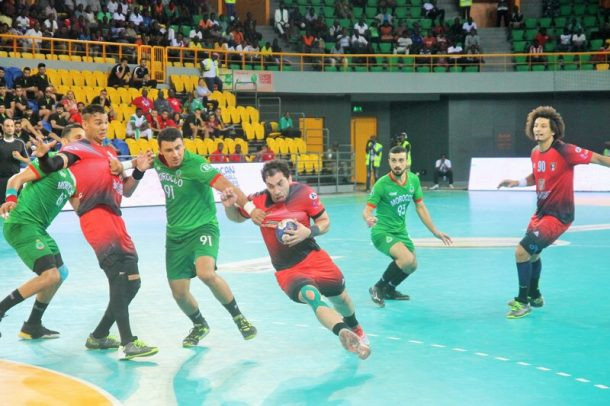 Tunisia and Egypt secure final spots at African Men's Handball Championship