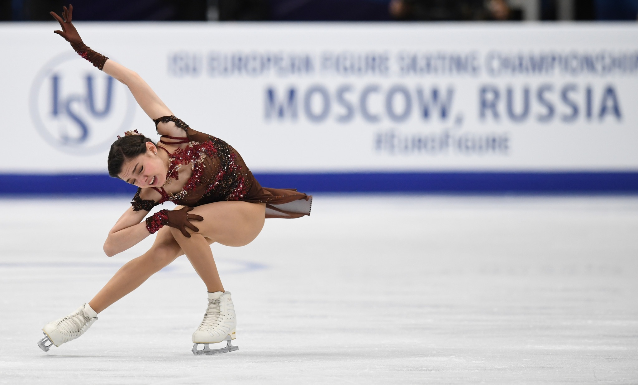 Evgenia Medvedeva is among the leading names included on the 169-strong team ©Getty Images