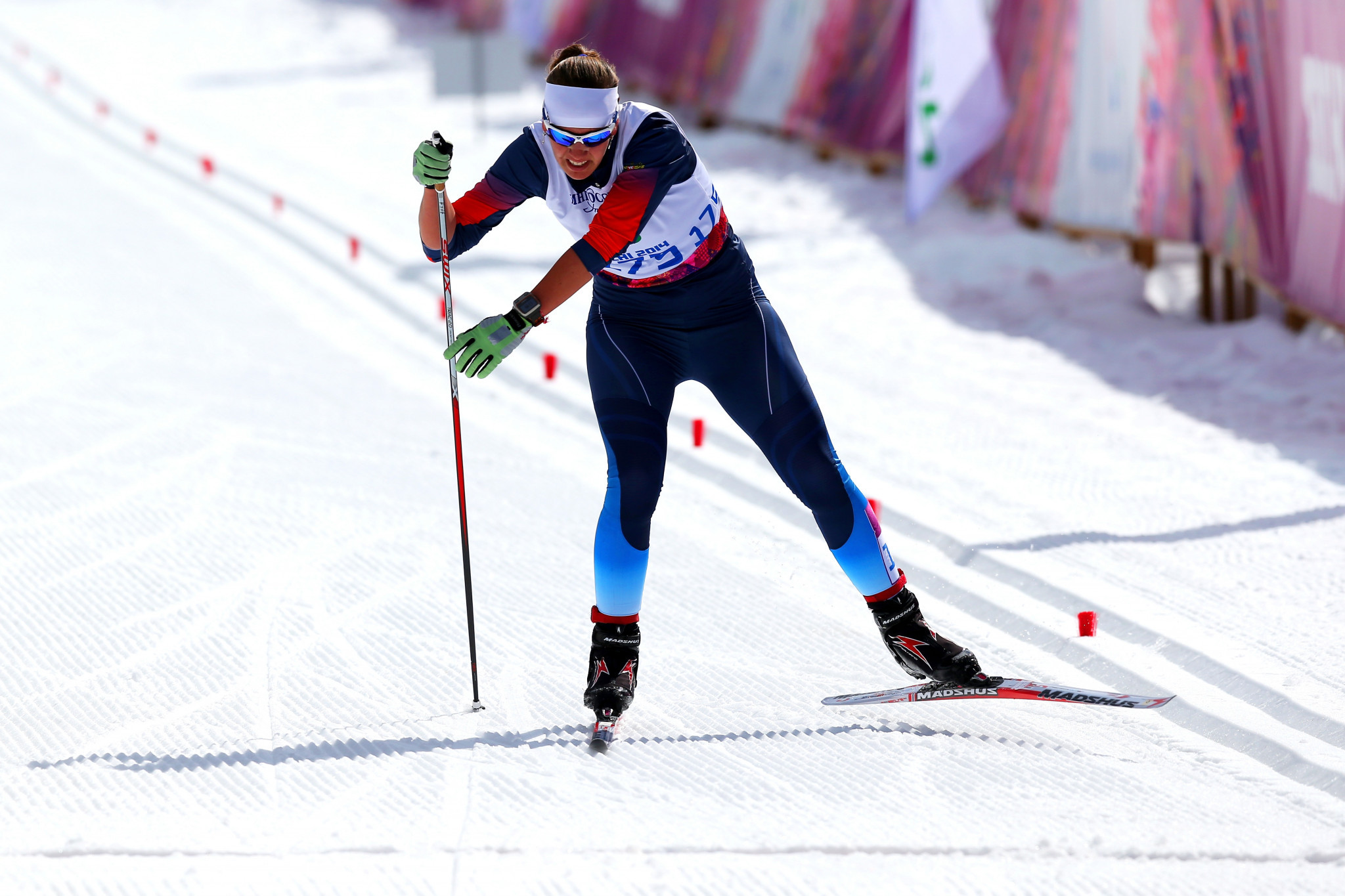 Neutral athletes claim four victories at Para Nordic Skiing World Cup