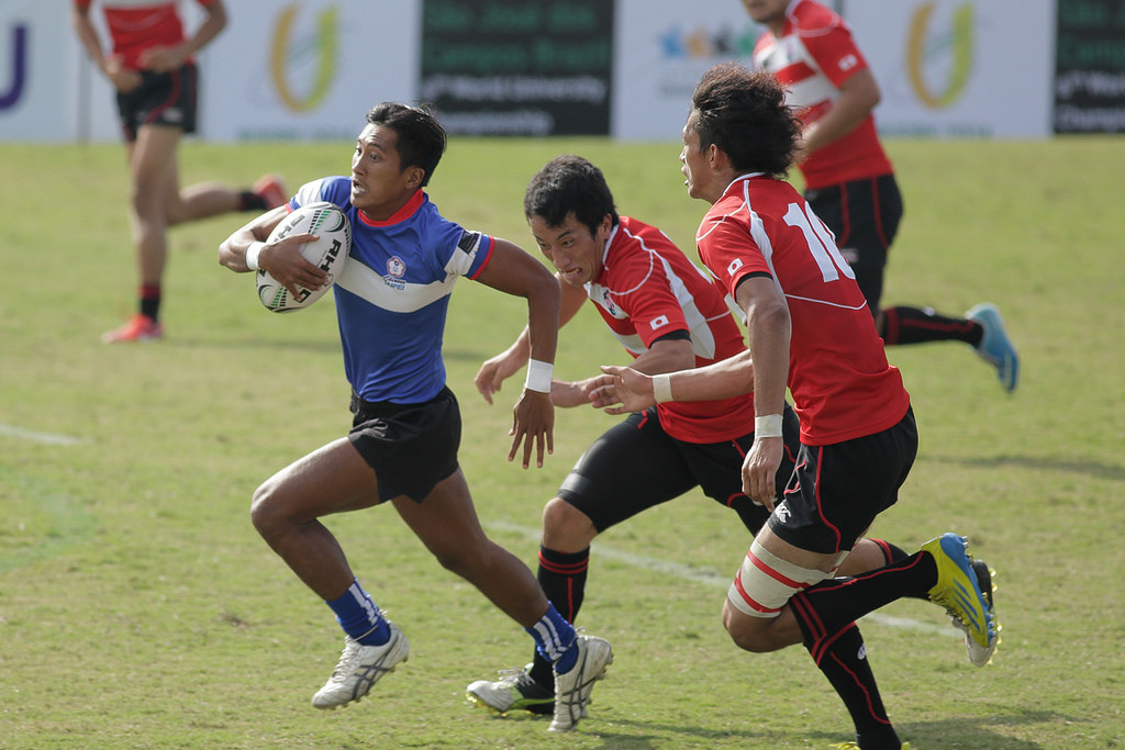 The World University Rugby Sevens Championship will be hosted in Namibia this year ©FISU