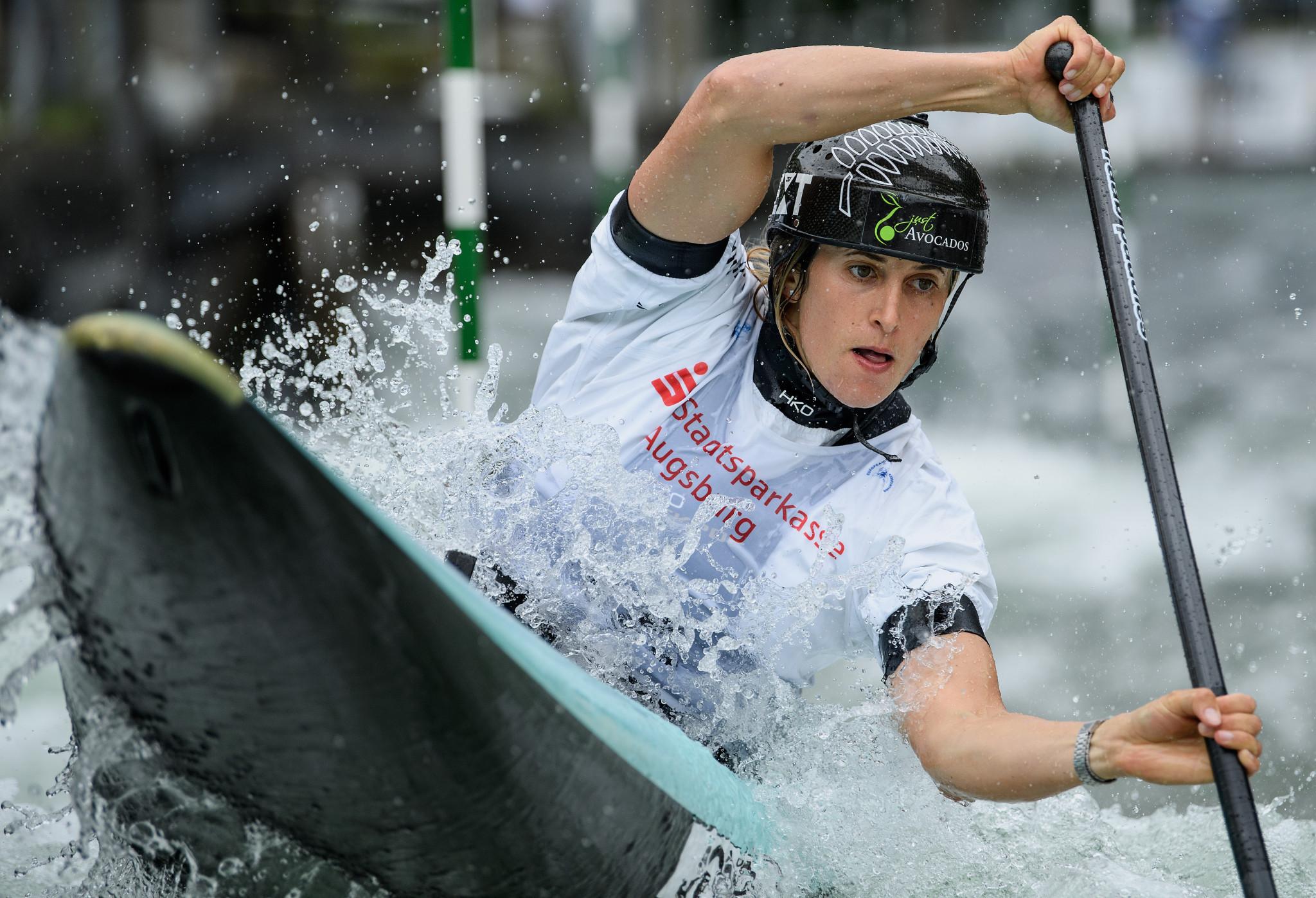 New Zealand's Jones among strong international field at home Oceania Canoe Slalom Championships