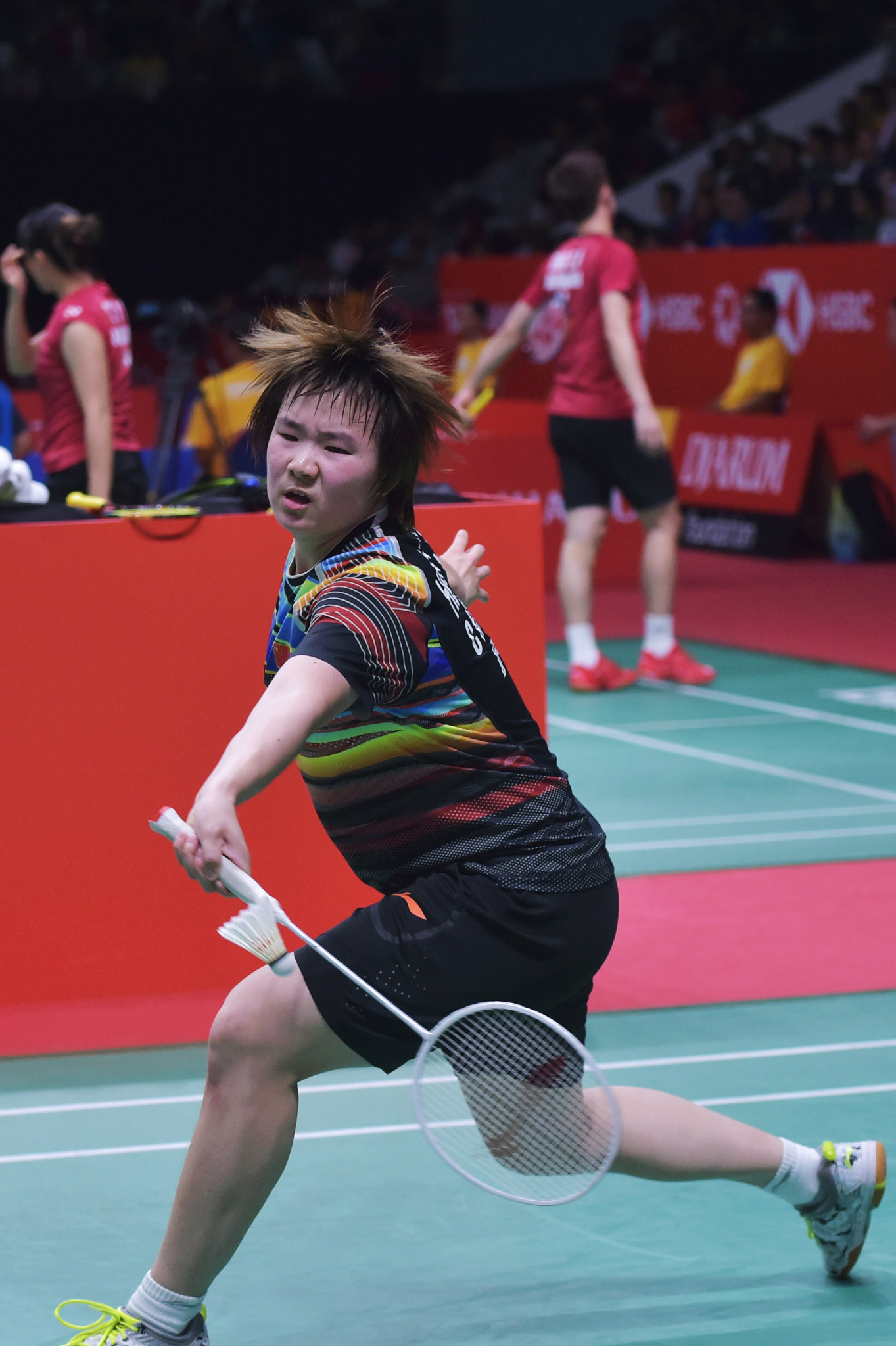 Both Olympic champions beaten at BWF Indonesia Masters