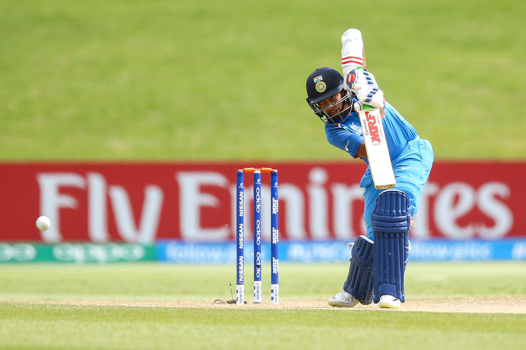 India impressively beat Bangladesh to set up semi-final with Pakistan at ICC Under-19 World Cup