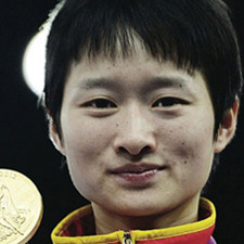 Wu Jingyu: Chinese star hoping to kick her way to history