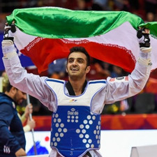 Masoud Hajizavarah: The joyful Iranian warrior