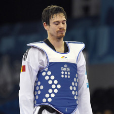 Aaron Cook: Moldovan favourite aiming for historic gold