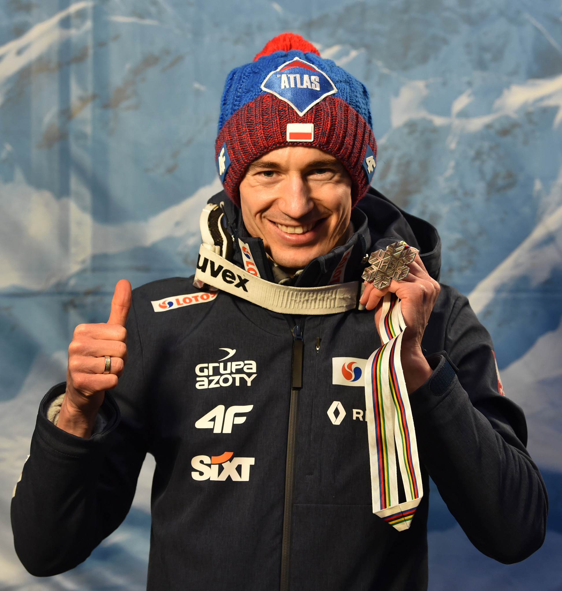 Stoch heads Ski Jumping World Cup qualification on home hill in Zakopane