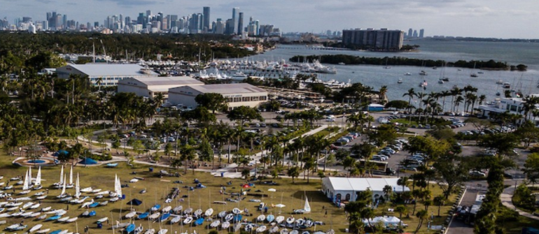 No racing on day four at Sailing World Cup in Miami