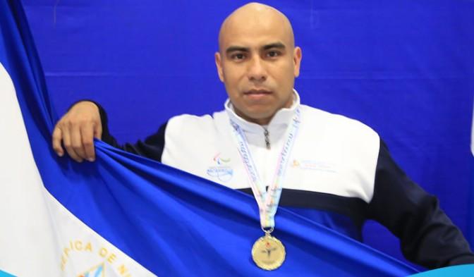 Nicaragua enjoy powerlifting success at home Para Central American Games