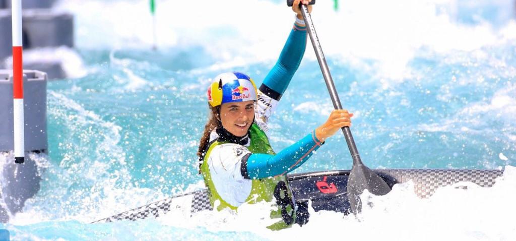 Australian women make good impression on opening day of Oceania Canoe Slalom Championships