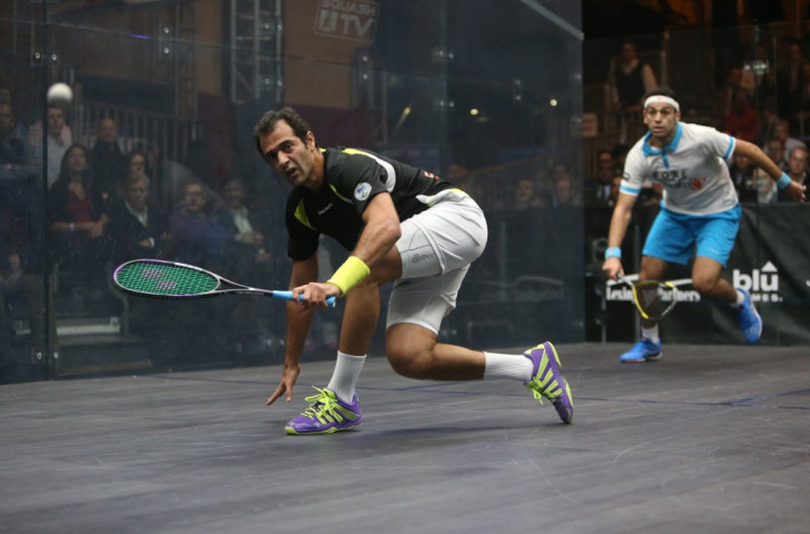 Four-times world squash champion Amr Shabana announces retirement