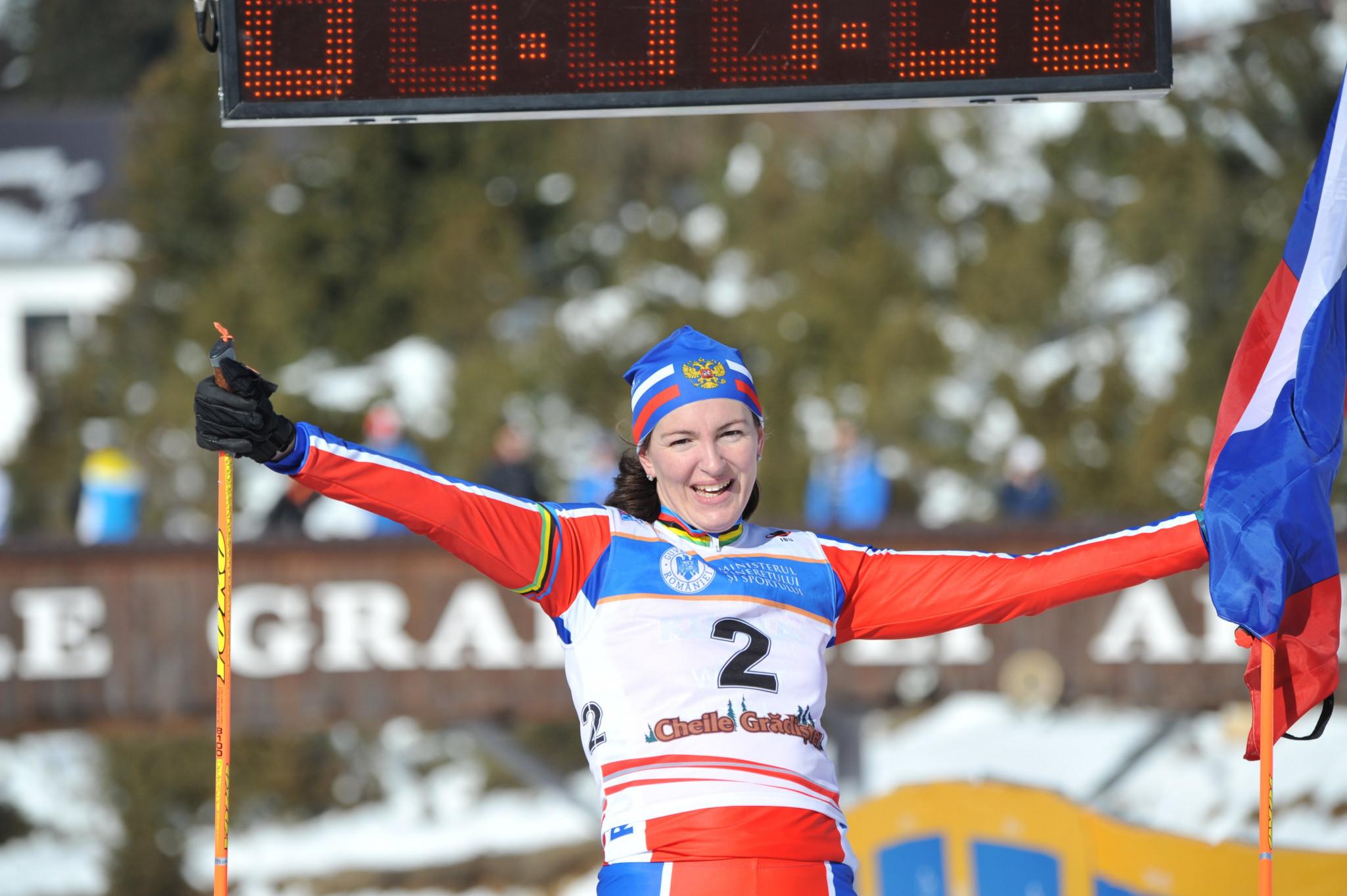 Russians put bite on rivals in Transylvania to win Winter Triathlon World Championships titles
