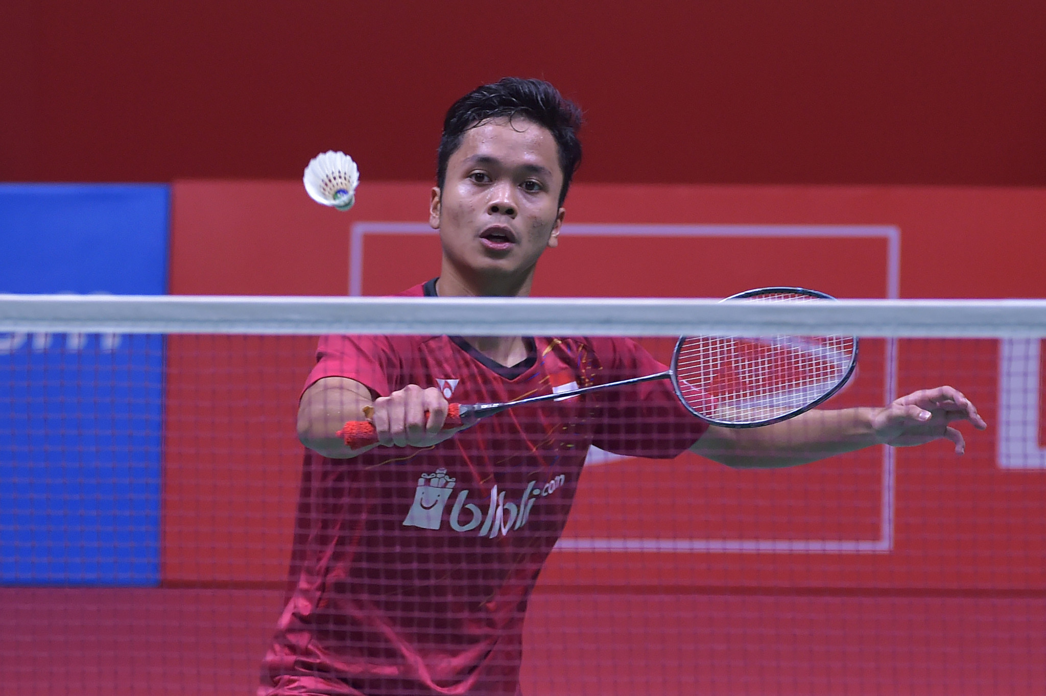 Ginting continues impressive form to reach BWF Indonesia ...