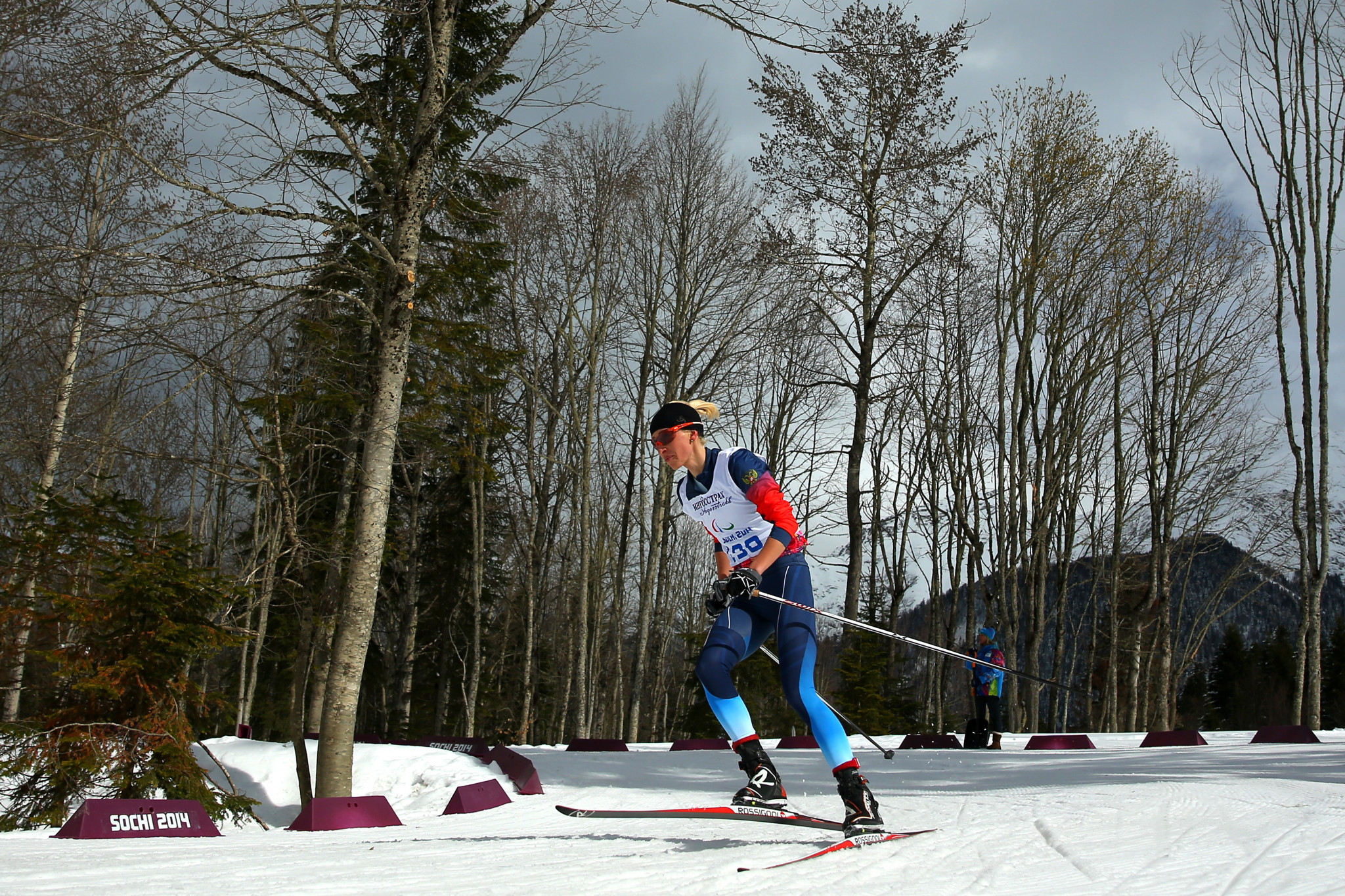 Russians competing as neutrals dominate biathlon races at Para Nordic Skiing World Cup