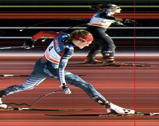 Swiss and American skiers share victory in thrilling women's sprint at FIS Cross-Country World Cup