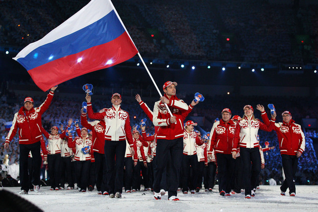 The Olympic Athletes from Russia team will have 169 competitors at Pyeongchang 2018 ©Getty Images