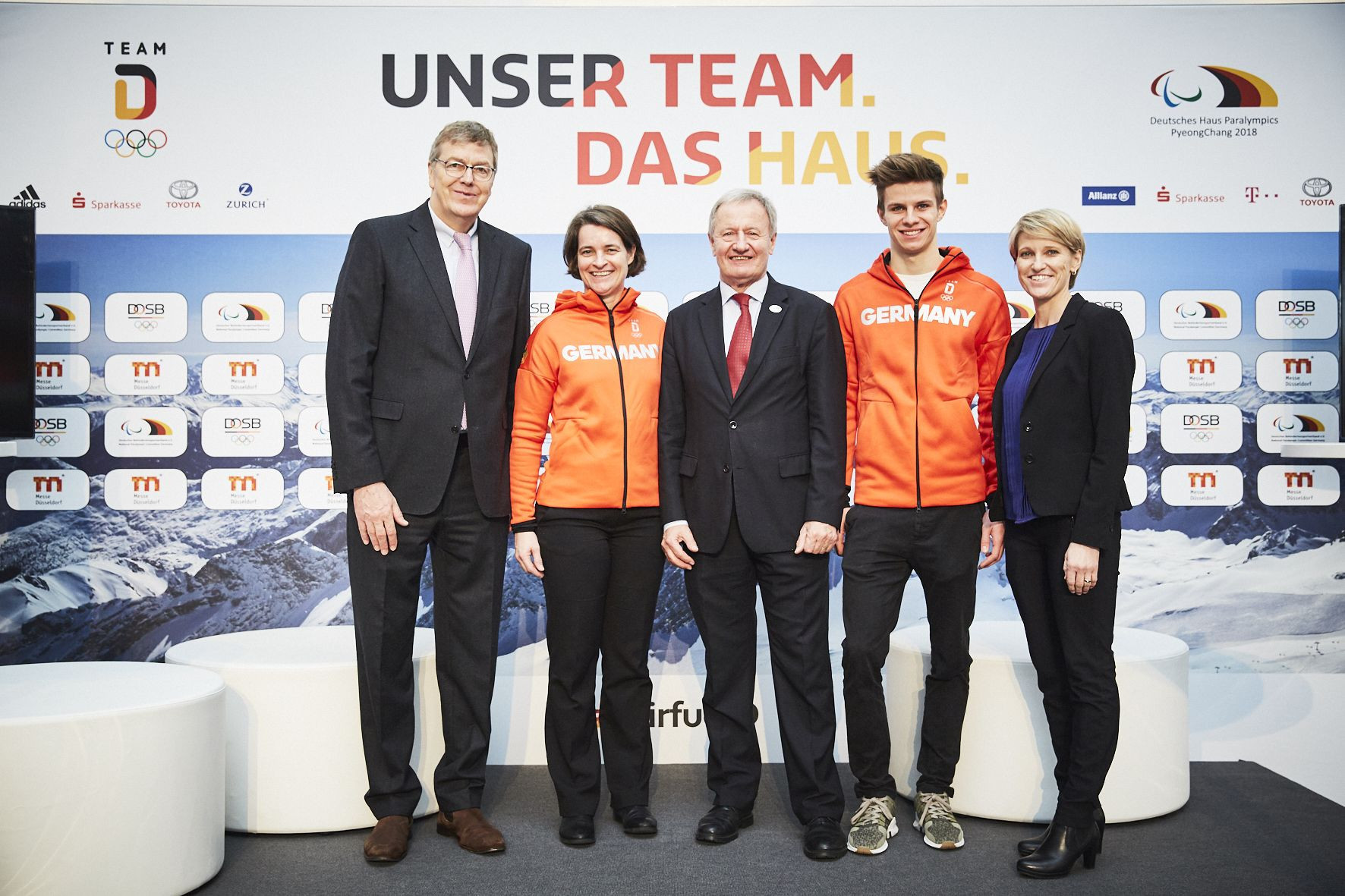 Final planning for German House at Pyeongchang 2018 completed and final construction set to take place