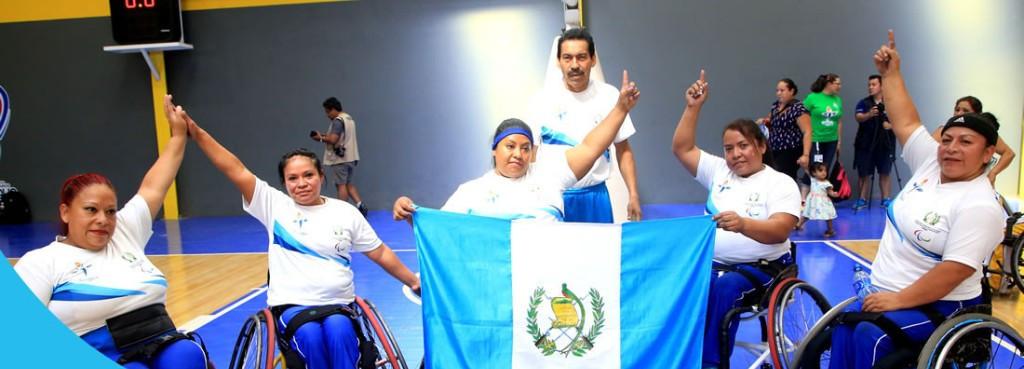 Guatemala win women's wheelchair basketball gold at Para Central American Games