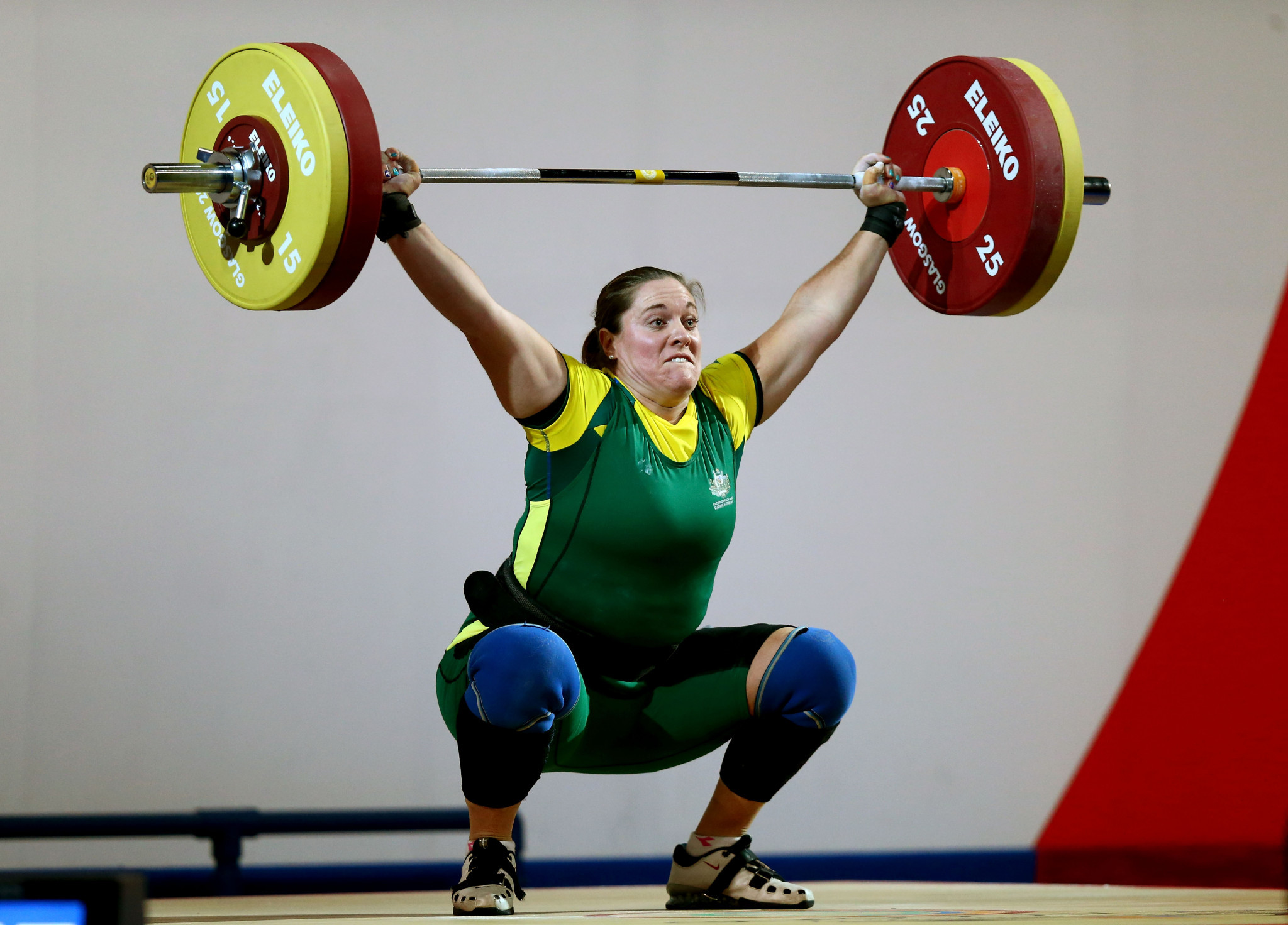 Australia name weightlifting squad for Gold Coast 2018