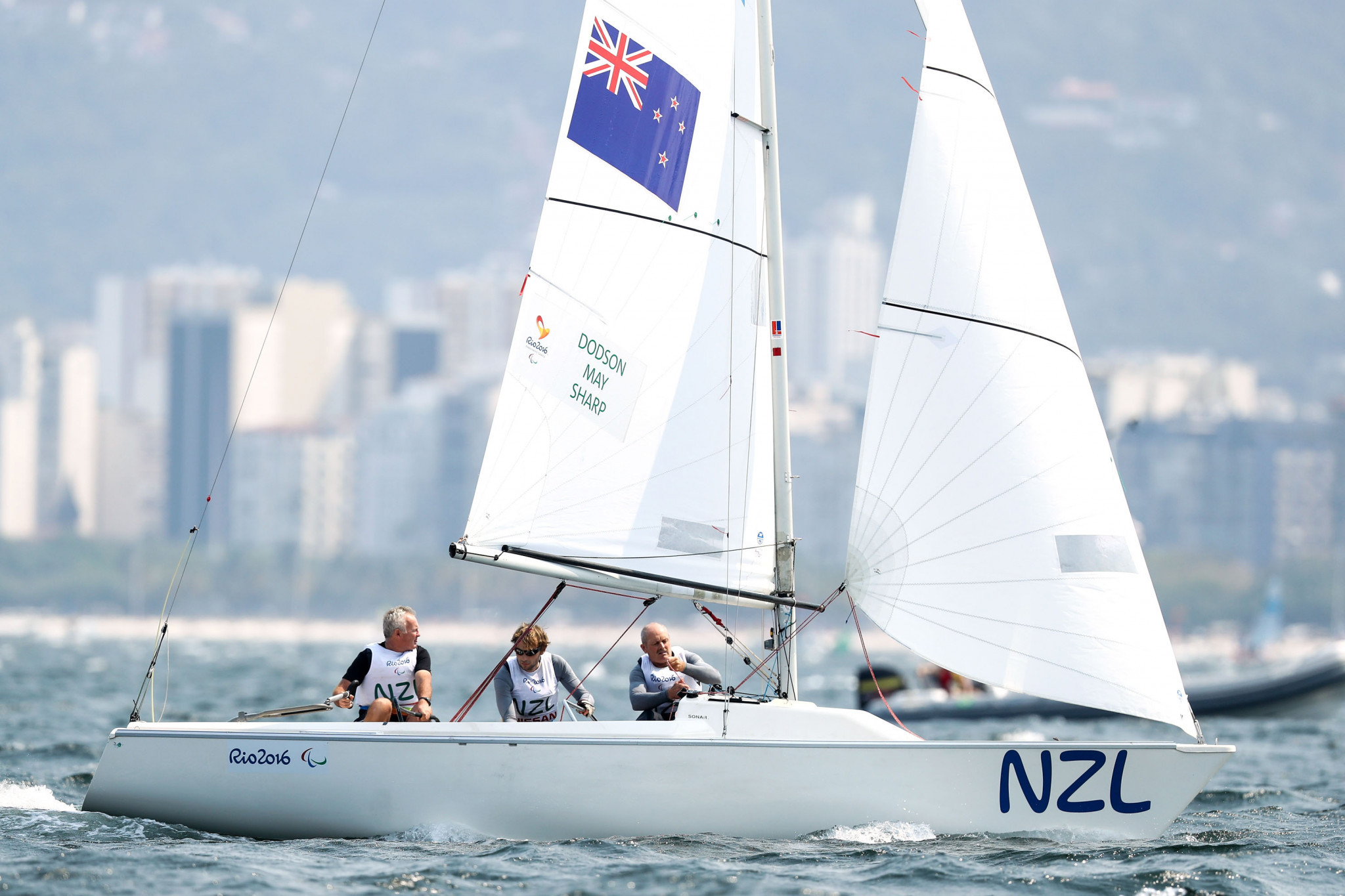 Sailing takes big step towards winning place back on Paralympic programme at Paris 2024