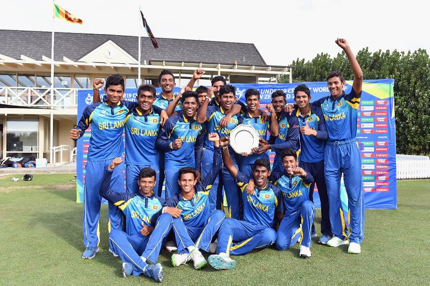 Sri Lanka beat West Indies to win plate at ICC Under-19 World Cup