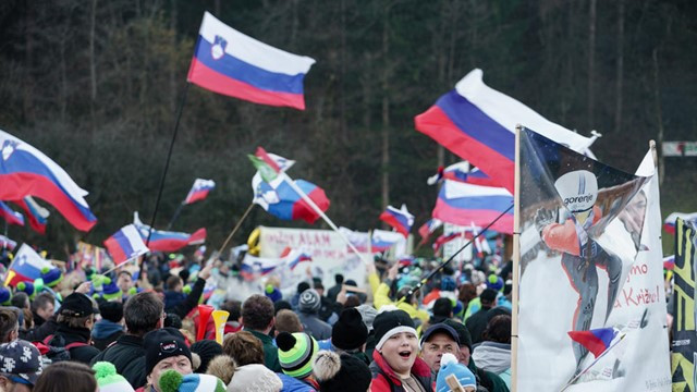 Slovenian resort Ljubno proved an inspiring venue for the last women's FIS Ski Jumping World Cup event before Pyeongchang 2018 and where Austria's Daniela Iraschko-Stolz  gave herself a massive confidence-boost ©FIS