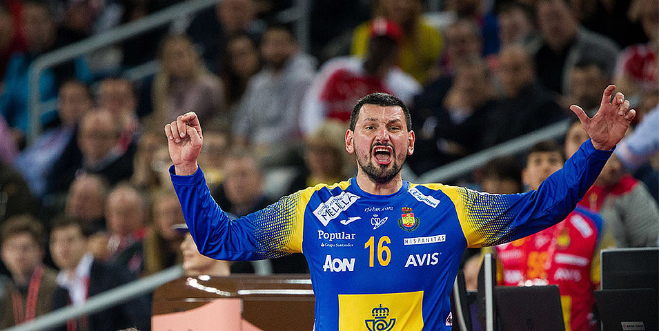 Spain beat Sweden to earn first European Men's Handball title after four silvers