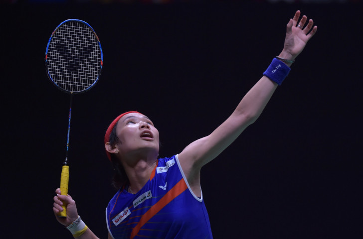 Taiwan's world No1 Tai Tzu Ying won the women's title at the BWF Indonesian Masters in Jakarta ©Getty Images