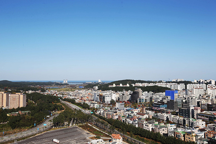 Countries have begun to check into the Athletes' Village in Pyeongchang ©Government of South Korea