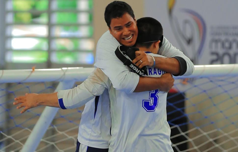 Panama top medal table at Para Central American Games