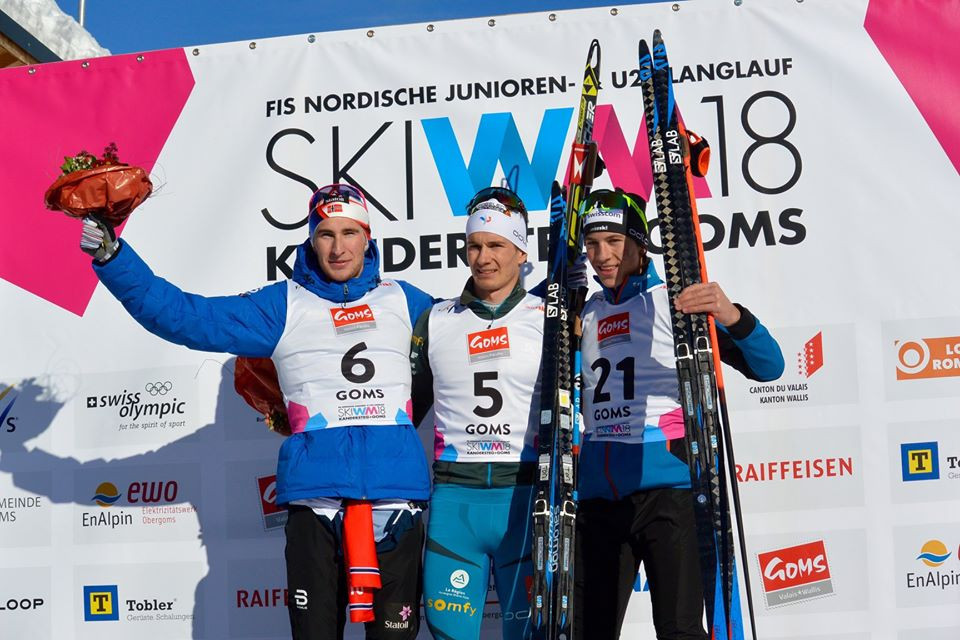 France and Sweden win opening medals of FIS Nordic Junior World Championships