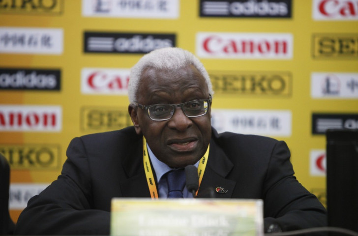IAAF President Lamine Diack was among the Olympic Federation heads to sign a letter claiming they did not agree with Marius Vizer's comments about the International Olympic Committee