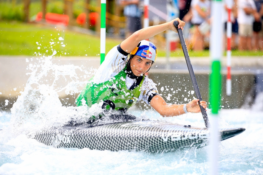 Fox and Delfour earn golden double for Australia at Oceania Canoe Slalom Championships