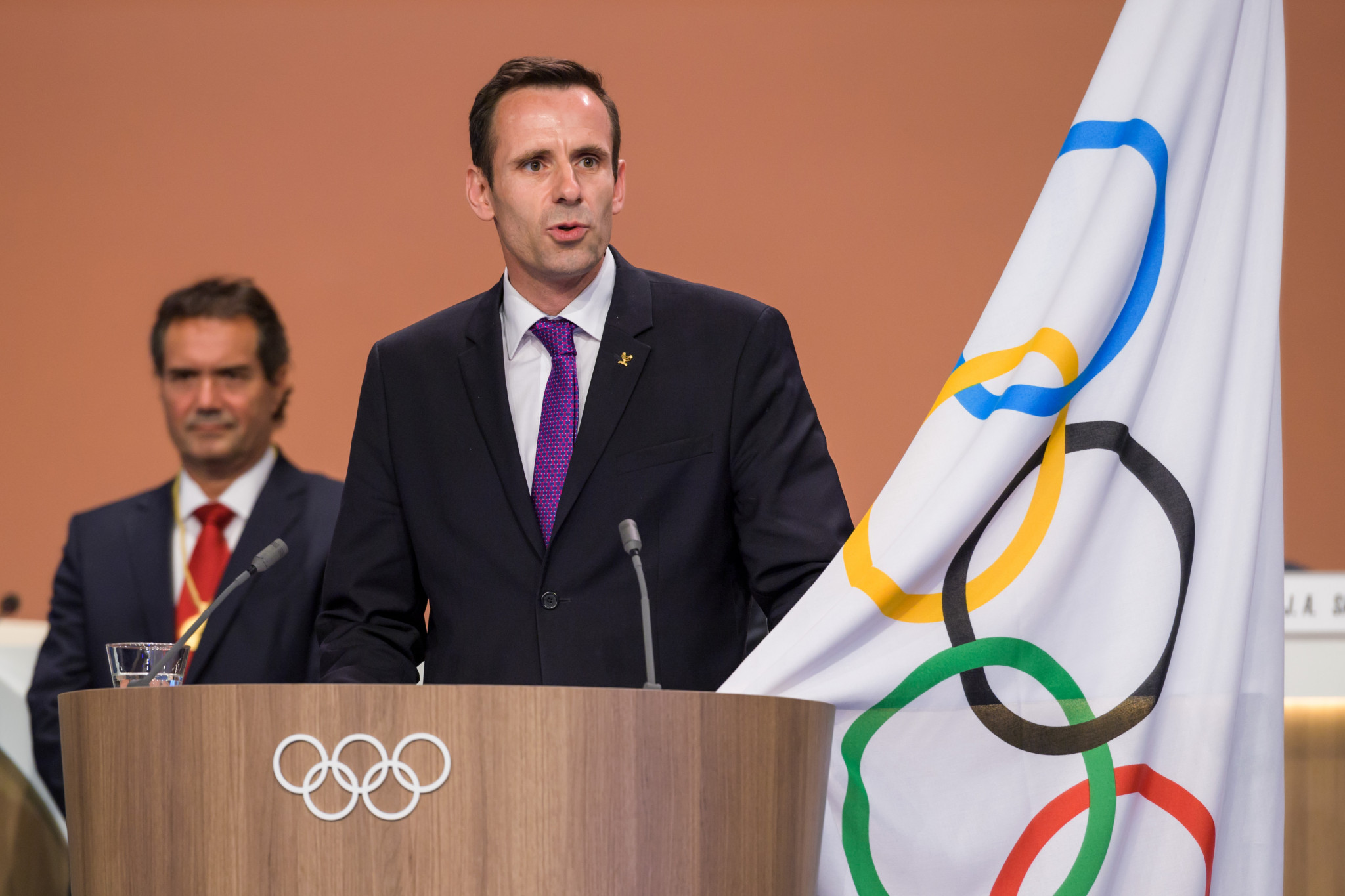 World Rowing President Jean-Christophe Rolland welcomed the announcement ©Getty Images