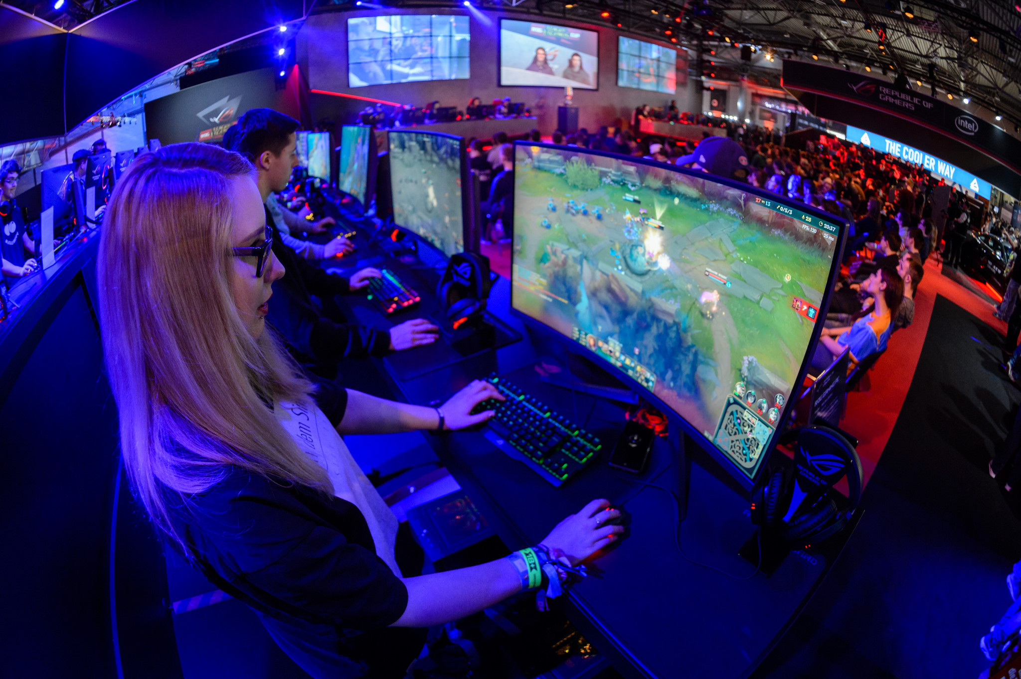 Esports are not the main priority for Alibaba, it has been claimed