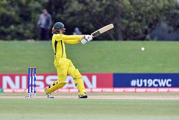 Australia overwhelm Afghanistan to reach final of ICC Under-19 World Cup