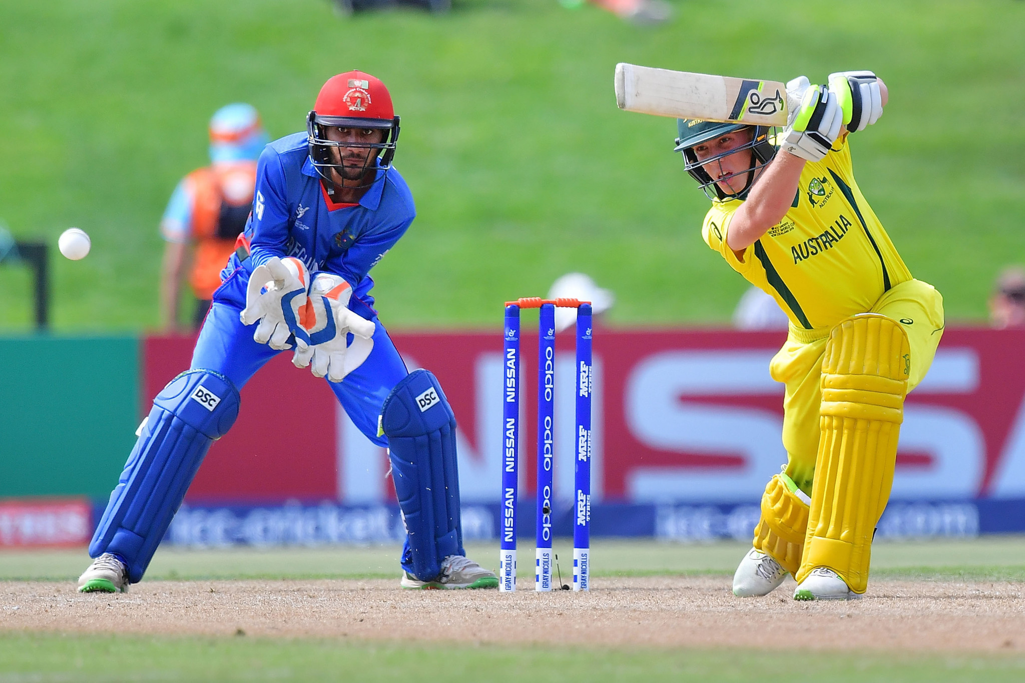Australia booked their place in the final  ©Getty Images