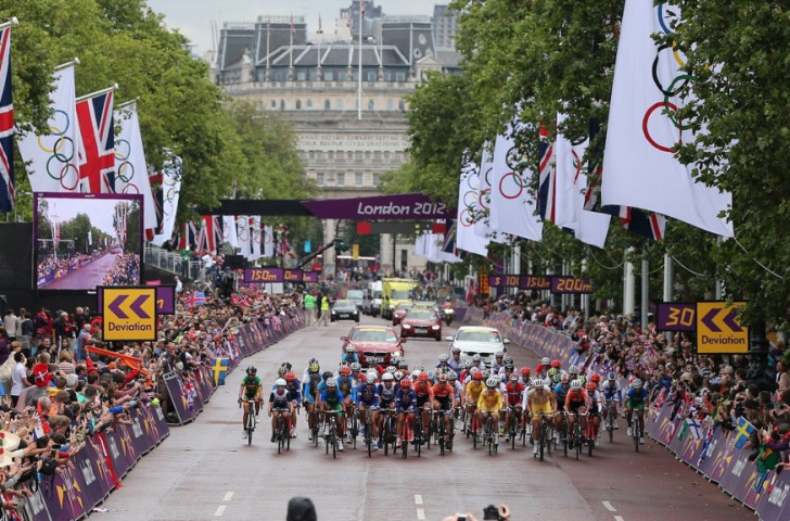 UCI President Brian Cookson is keen not to lose the strong vibe created London 2012, which came when cycling events were held in the city centre and the Olympic Park