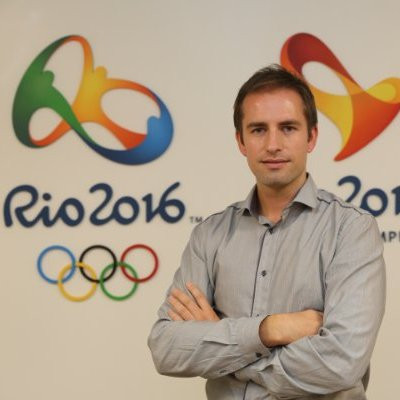 World Rugby appoints Rio 2016 international media chief as senior communications manager