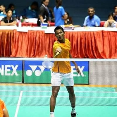 Shreyansh Jaiswal, pictured, will face eighth seed Prannoy Kumar in the first round ©Twitter